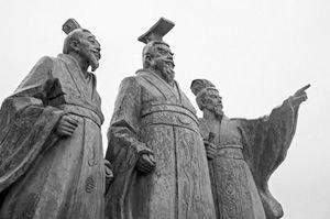秦始皇东巡的目的是什么?